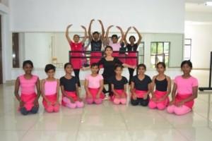 5th,6th,7th Ballet Class..