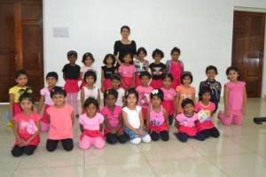LKG-UKG-Ballet Class..